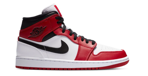Jordan 1 Mid Chicago (2020) - League Above