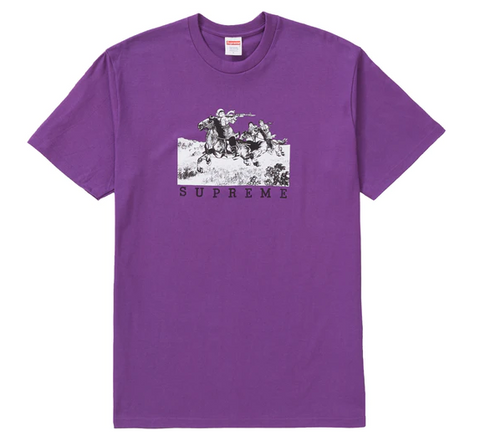 Supreme Riders Tee - League Above