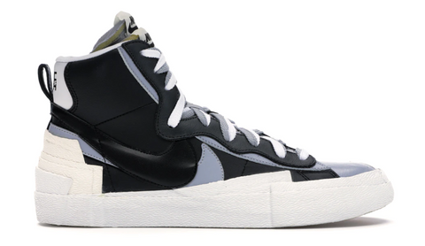 Nike Blazer Mid sacai Black Grey - League Above
