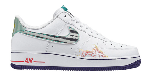 Nike Air Force 1 Low Pregame Pack Music De'Aaron Fox and Brittney Griner - League Above