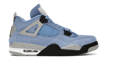 Jordan 4 Retro University Blue - League Above