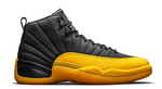 Jordan 12 Retro Black University Gold - League Above
