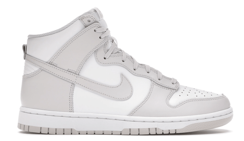 Nike Dunk High Retro White Vast Grey (2021) - League Above