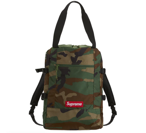 Supreme Tote Backpack - League Above