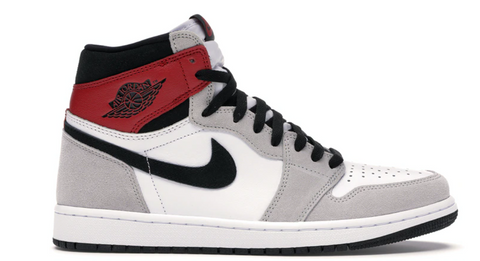 Jordan 1 Retro High Light Smoke Grey - League Above