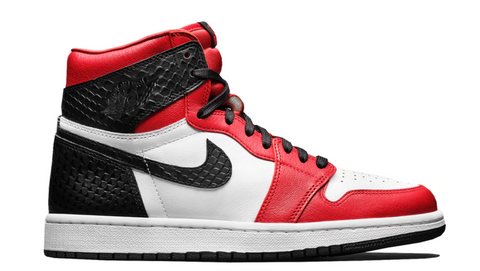 Jordan 1 Retro High Satin Snake Chicago (W) - League Above