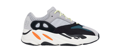 adidas Yeezy Boost 700 Wave Runner Solid Grey (Kids) - League Above