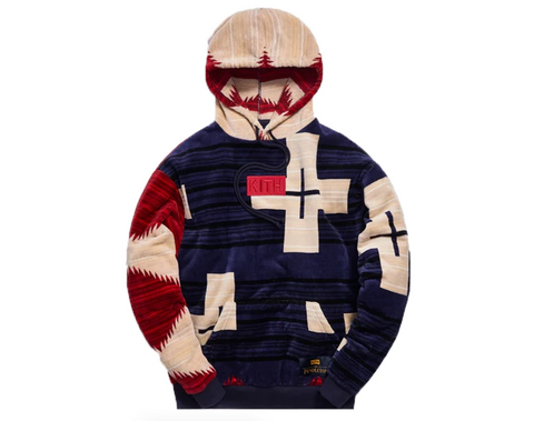 Kith Pendlelton Terry Williams Hoodie - League Above