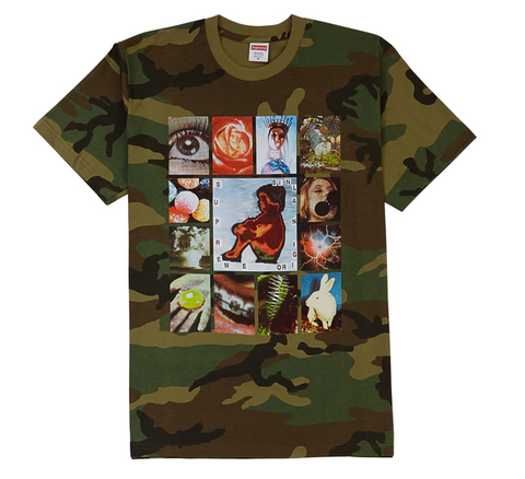 Supreme Original Sin  Tee - League Above