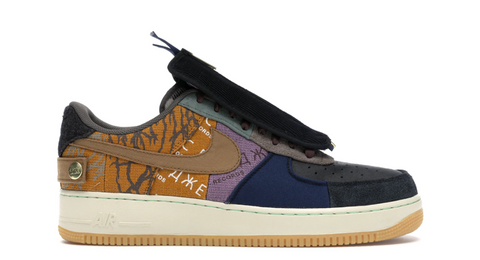 Air Force 1 Low Travis Scott Cactus Jack - League Above
