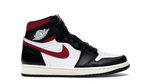 Jordan 1 Retro High Black Gym Red