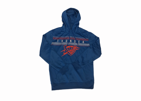 Blue OKC Thunder Hoodie - League Above