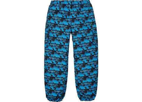 Supreme World Famous Taped Seam Cargo Pant Cyan - League Above