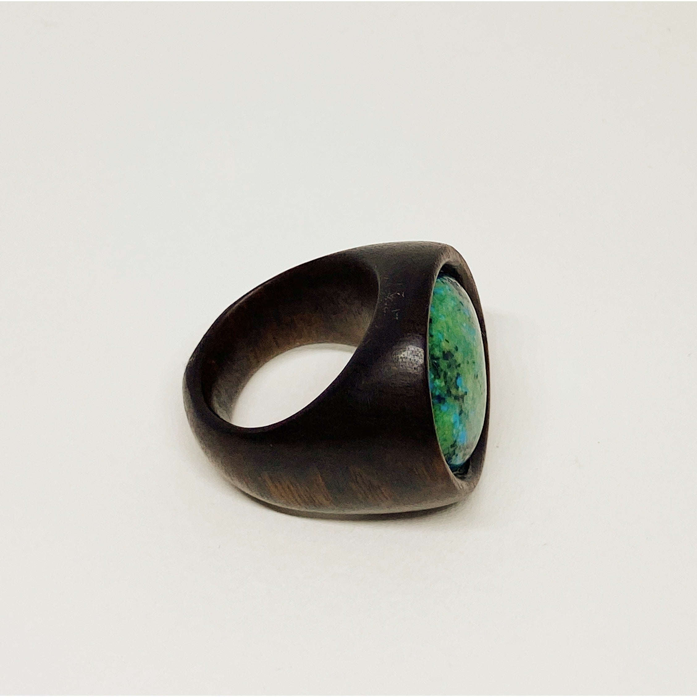 Earth | Wooden Ring