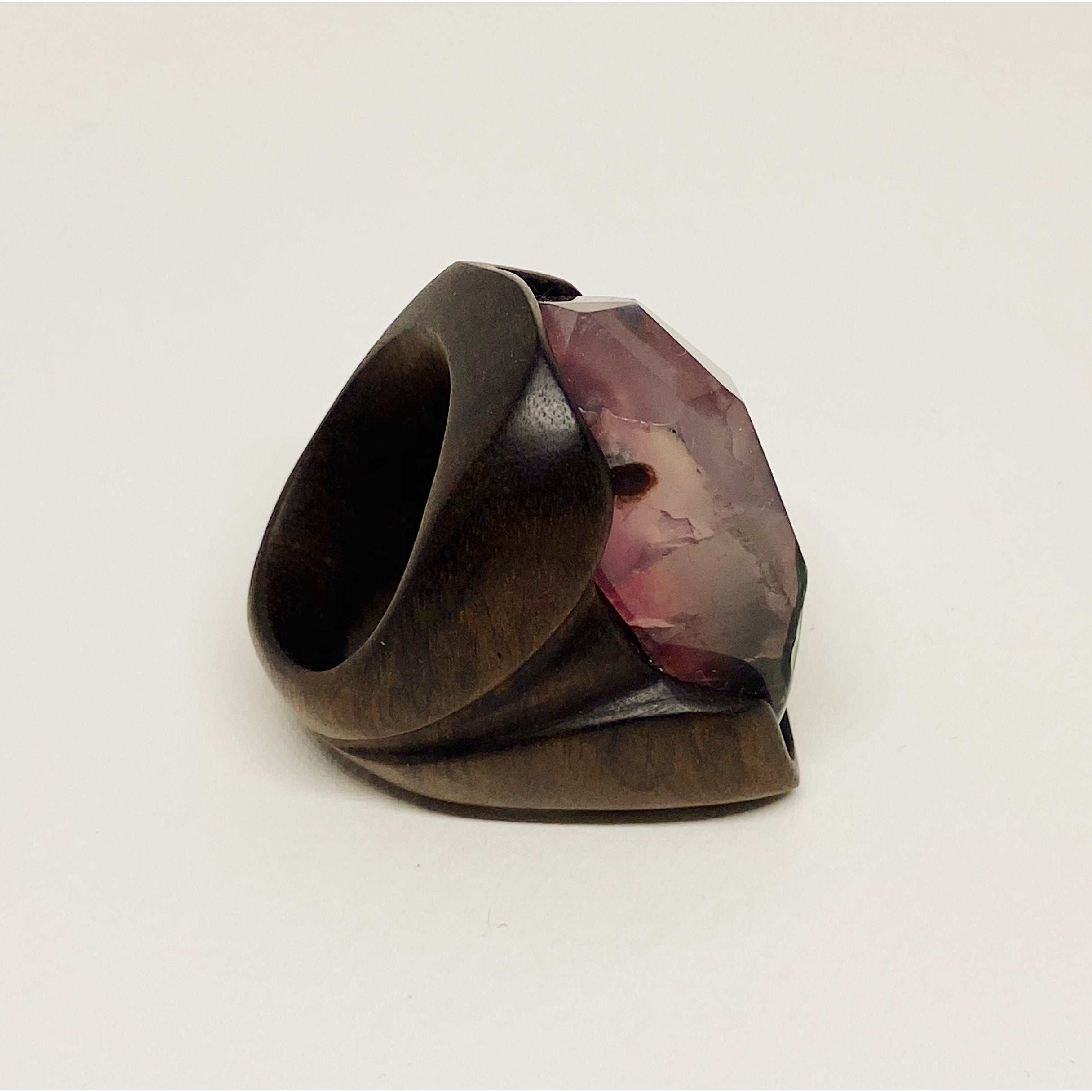 NATURA Rock | Wooden Ring