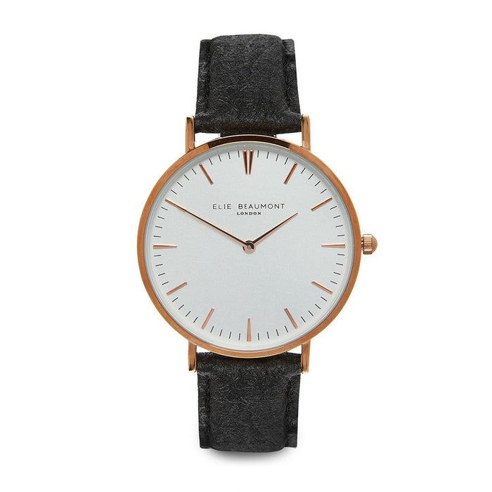 Vegan Elie Beaumont Personalised Wristwatch