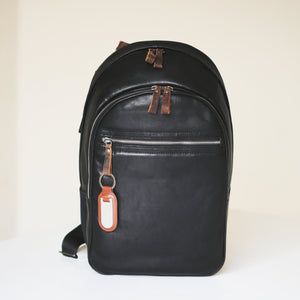 Genuine Leather Rucksack - Wear We Met
