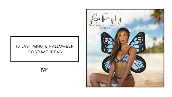 Spend Halloween In Your Bikini!