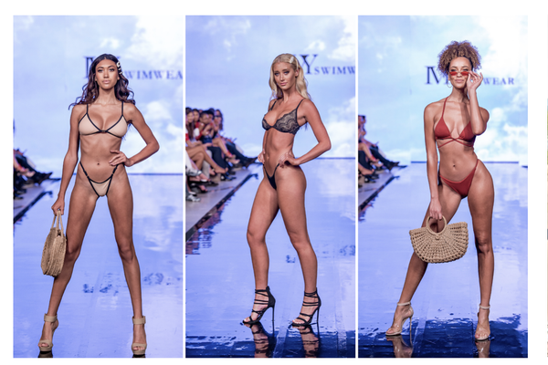 #TBT: Behind The Scenes of Our Miami Swim Week Debut