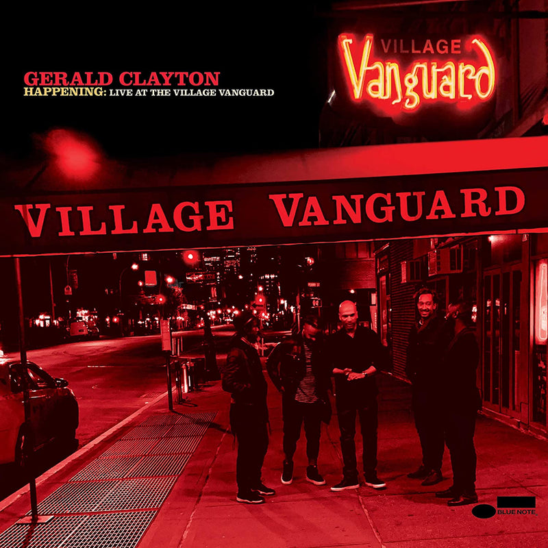 Gerald Clayton - Happening: Live At The Village Vanguard - CD