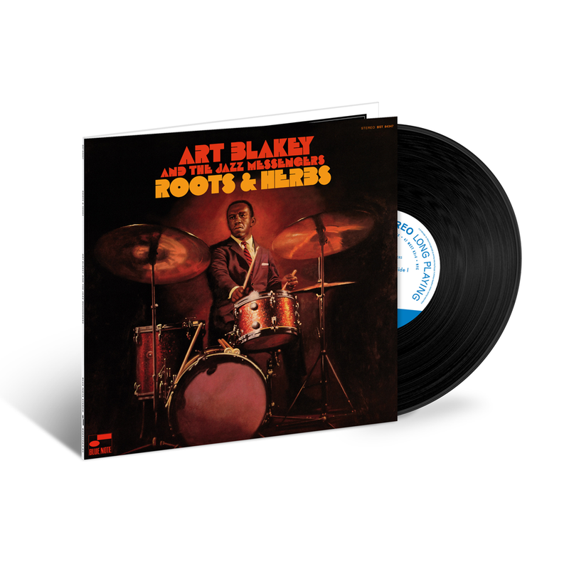 Art Blakey and the Jazz Messengers - Roots & Herbs - Vinyle - TONE POET SÉRIE