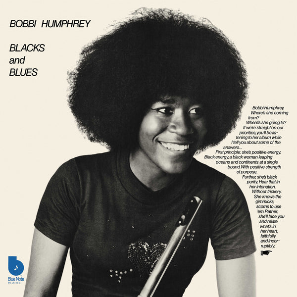 Bobbi Humphrey - Blacks And Blues - Vinyle