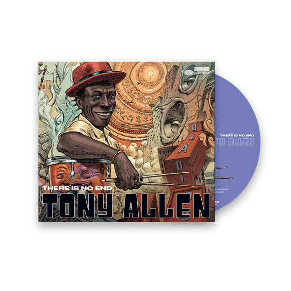Tony Allen - There Is No End - CD