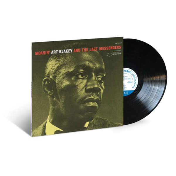 Art Blakey And The Jazz Messengers - Moanin' - Vinyle
