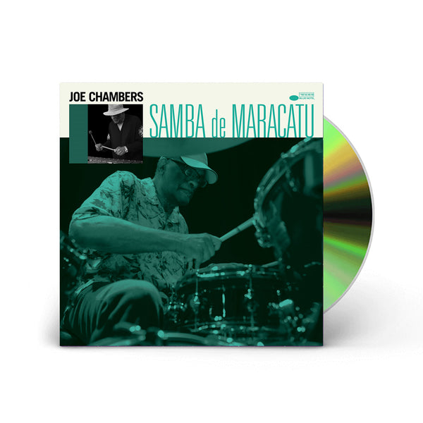 Joe Chambers - Samba De Maracatu - CD