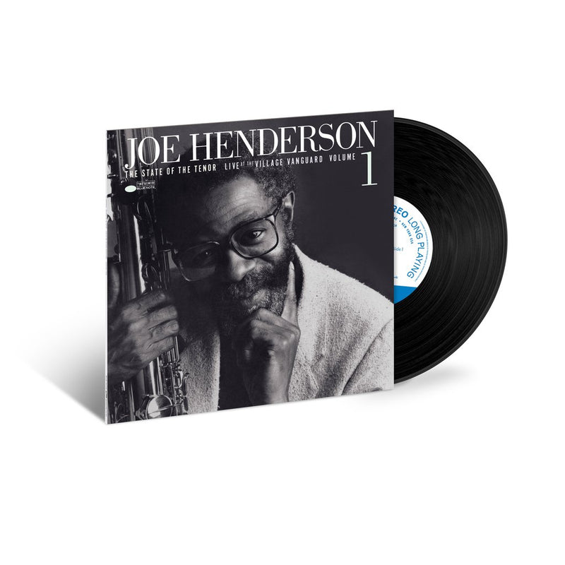 Joe Henderson - State Of The Tenor – Live At The Village Vanguard - TONE POET SÉRIE