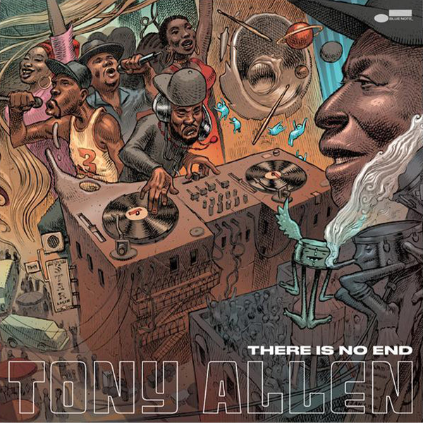 Tony Allen - There Is No End - Double Vinyle Standard