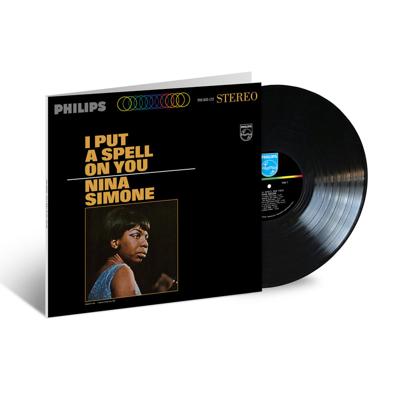 Nina Simone - I Put A Spell On You – Acoustic Sounds - Vinyle Audiophile