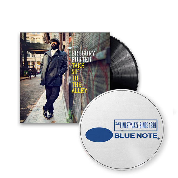 Gregory Porter - Take Me To The Alley - Vinyle + Feutrine