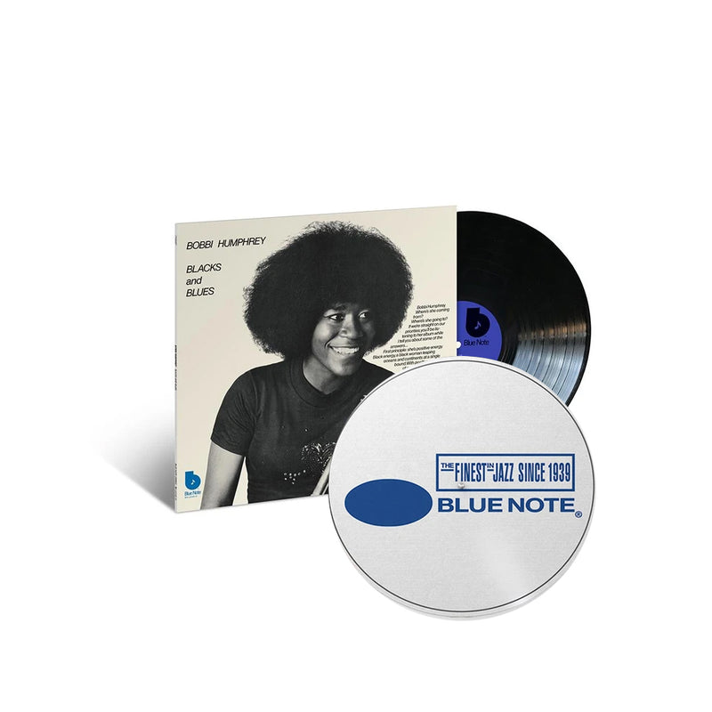 Bobbi Humphrey - Blacks And Blues - Vinyle + Feutrine