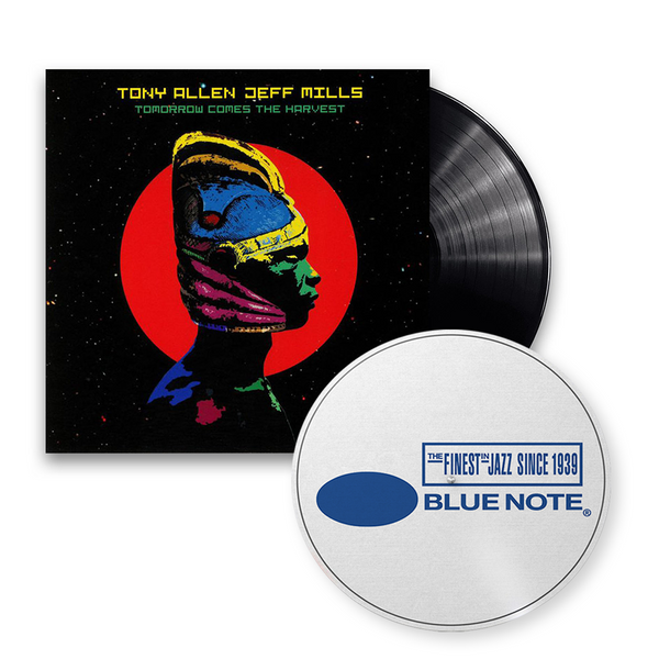 Tony Allen & Jeff Mills - Tomorrow Comes The Harvest - Vinyle + Feutrine