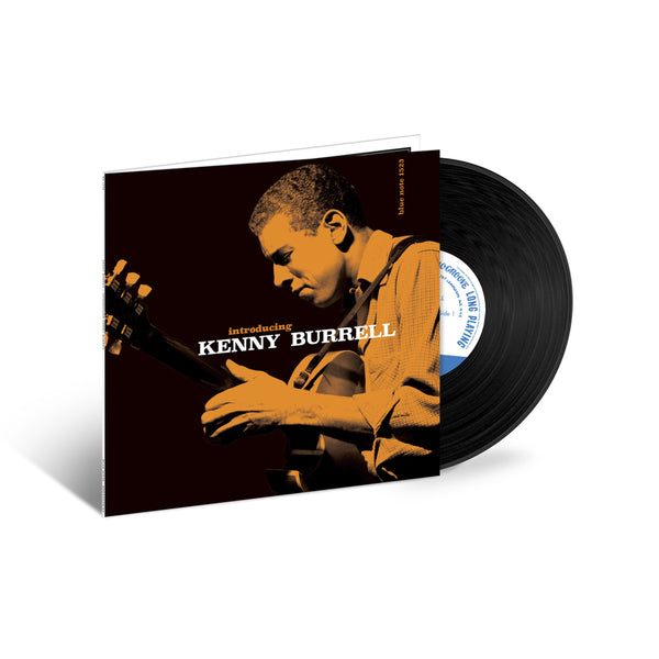 Kenny Burrell - Introducing Kenny Burrell - Vinyle - TONE POET SÉRIE