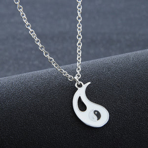 Yin-Yang Best Friend Necklaces