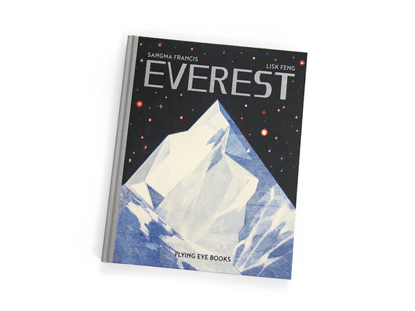Everest - Hardcover Book - Lisk Feng, Sangma Francis