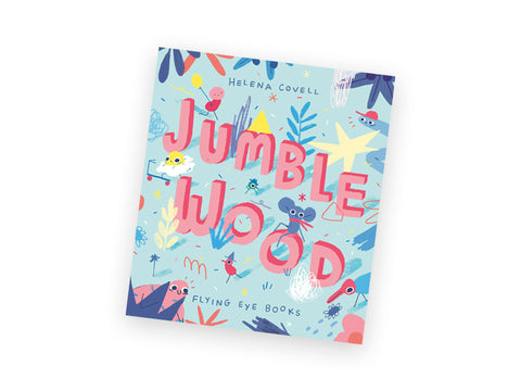 Jumble Wood - Hardcover Book - Helena Covell