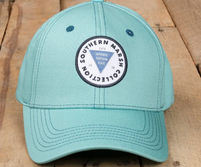 Southern Marsh Boulder Patch Hat