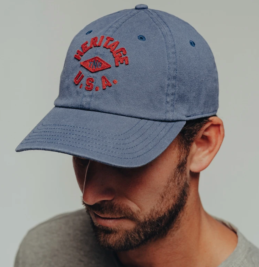 The Normal Brand Heritage USA Dad Cap