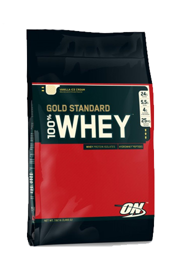 Optimum Nutrition 100% Whey Gold Standard 10Lb Vanilla