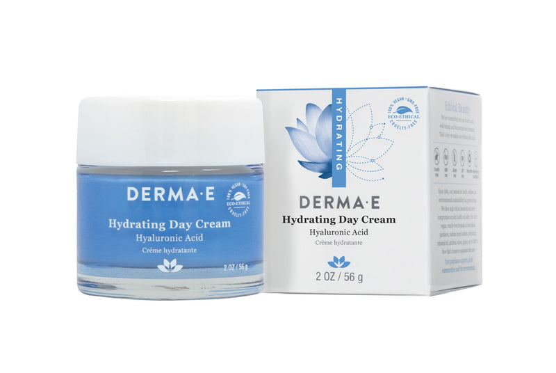 DERMA E, Hydrating Day Crème w Hyaluronic Acid, 60 ml 56 g