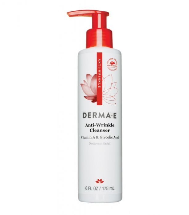 DERMA E, Anti-Wrinkle Vitamin A and Glycolic Cleanser , 14 g 175 ml