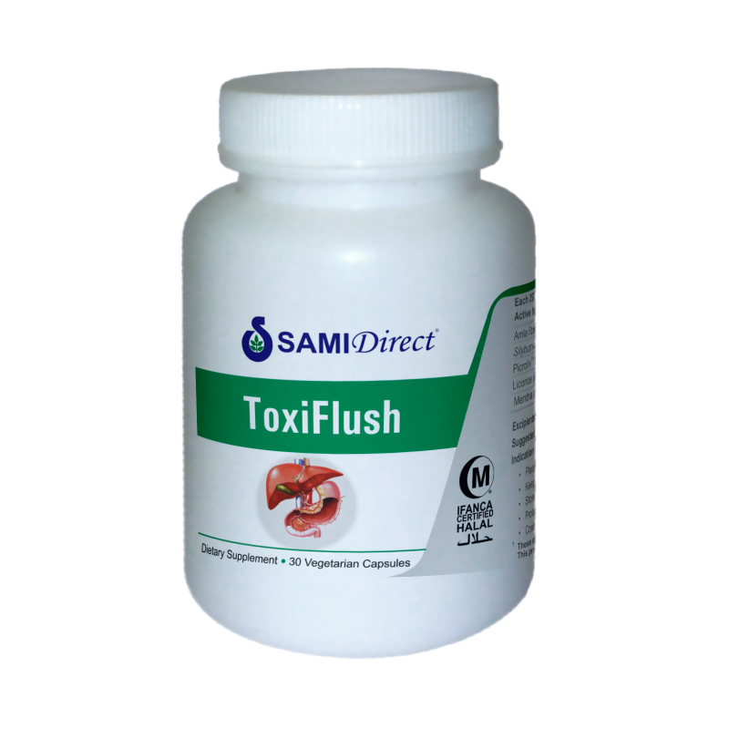 ToxiFlush is a blend of natural ingredients that have been chosen with care and formulated judiciously to offer a comprehensive support to the detoxification process. Detox and cleansing are to get rid of the harmful substances that are accumulated gradually in the body