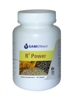 R3 Power™ is a sustained release product containing herbal extracts and nutrients that help support healthy joints and connective tissues in the body and known to improve joint health