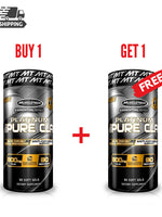 1+1 OFFER MUSCLETECH PLATINUM PURE CLA - 90 CAPSULES