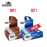 1+1 OFFER NOVO PROTEIN WAFER BAR 38GM