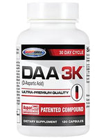 usp labs DAA 3000 mg 120 ct