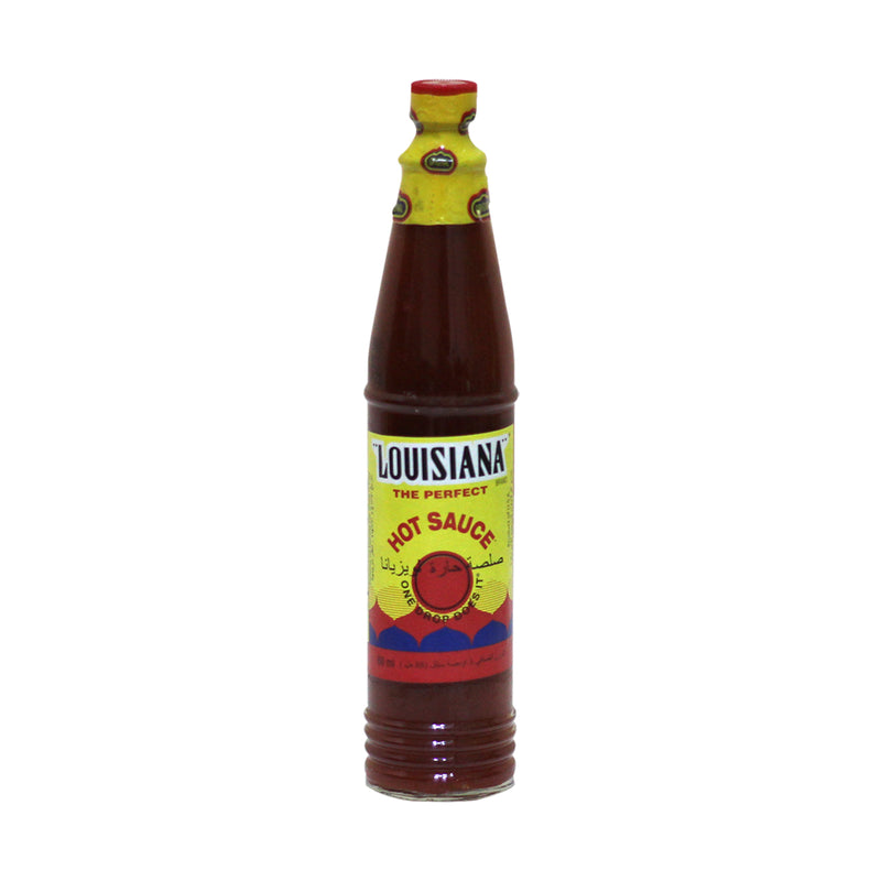 LOUSIANA - HOT SAUCE 88 ML -- BOTTLE